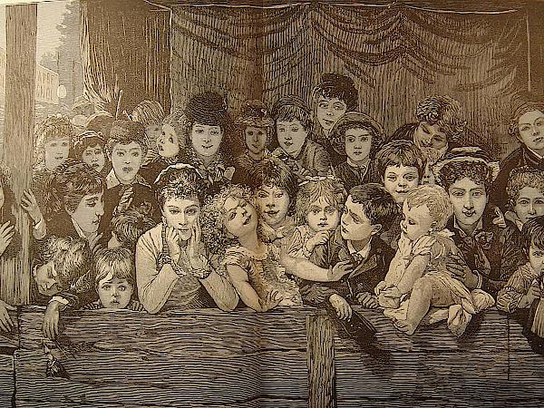 un théâtre Forais (1881) - Timoleon Marie Lobrichon