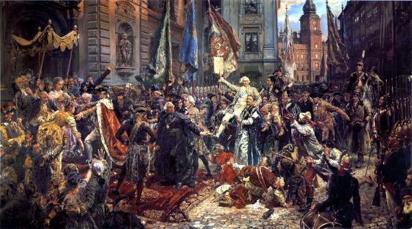 3 May constitution (1791) - Jan Mateyko