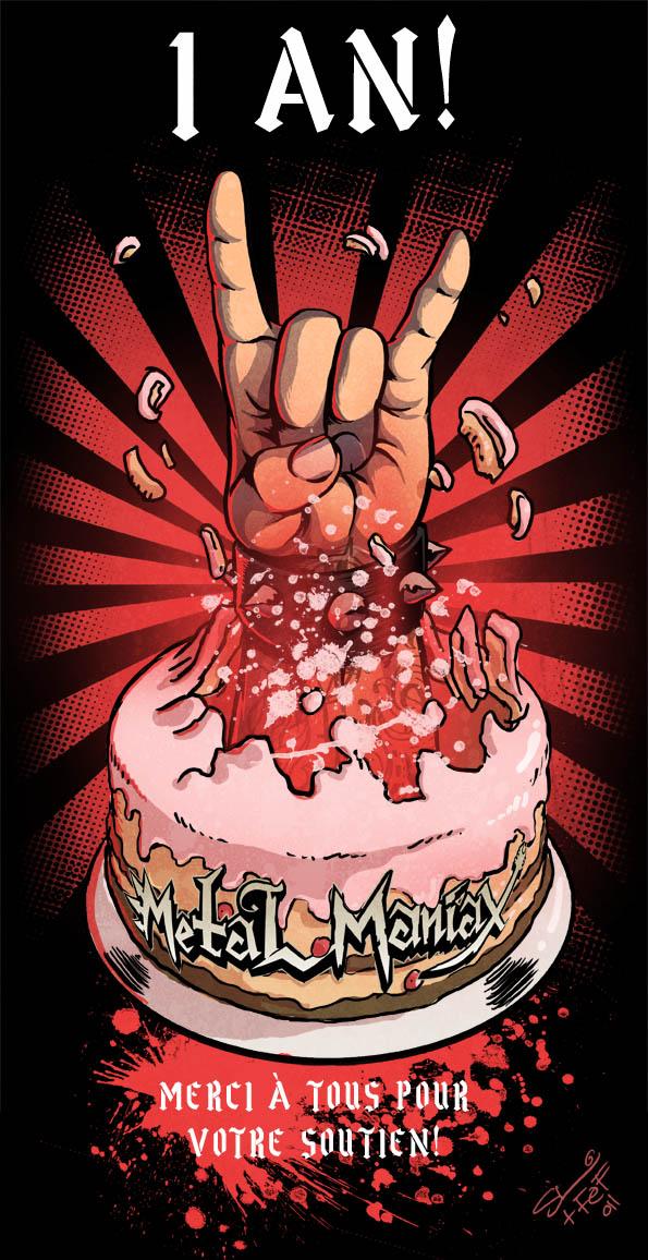 1 An Deja Metalmaniax